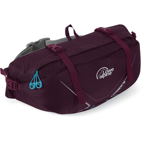 Lowe Alpine Mesa 6 Riem Pack, berry